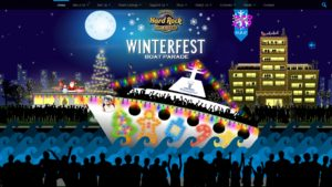 Image of the The Seminole Hard Rock Winterfest Boat Parade website